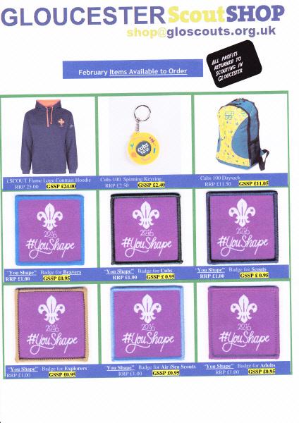 Scout Uniform Shops 40